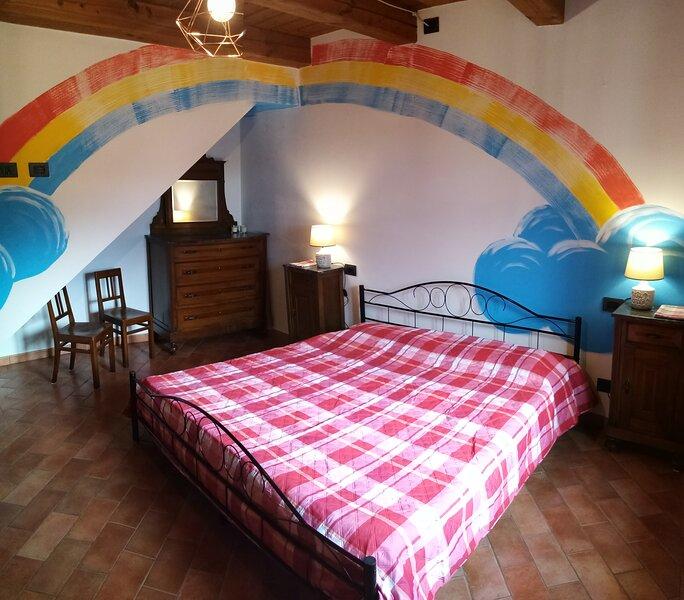 La Casa di Nonna Adri, holiday rental in Papiano di Stia