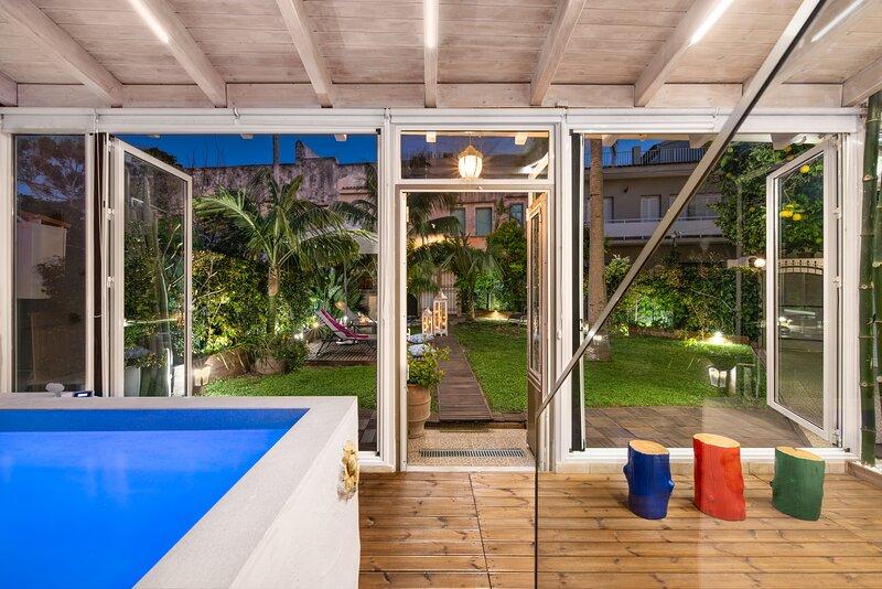 Villa Splantzia / Splantzia Houses, alquiler vacacional en La Canea