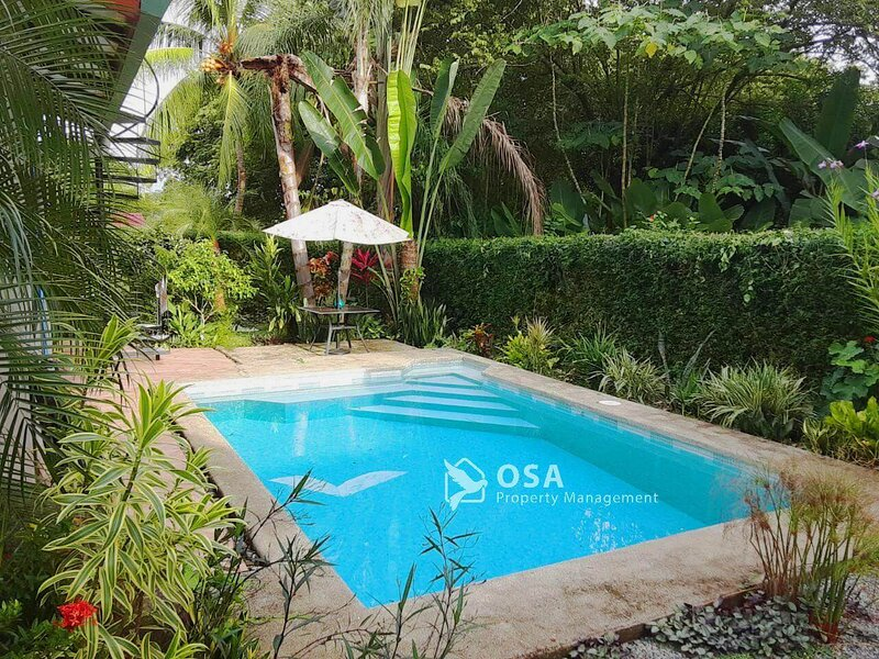Casa Helena is a wonderful home for couples or small groups to enjoy time in Costa Rica's amazing southern pacific zone. Guests will be close to all of the amazing nature that Costa Rica has to offer (howler monkeys, toucans, scarlet macaws, flowers,...