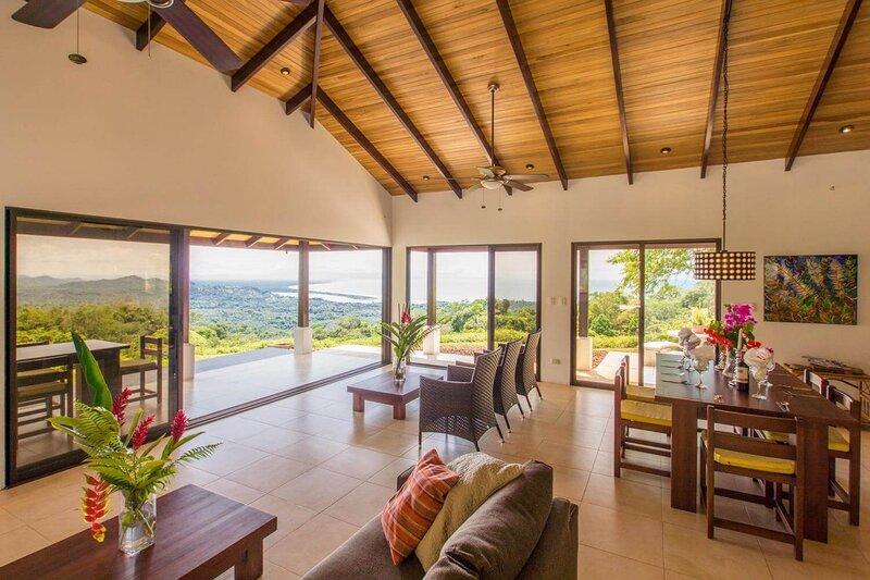 Villa Colibri, Ojochal, holiday rental in Platanares