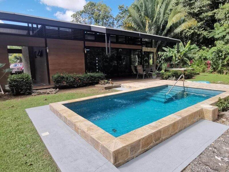 Casa Cusinga, vacation rental in Sierpe