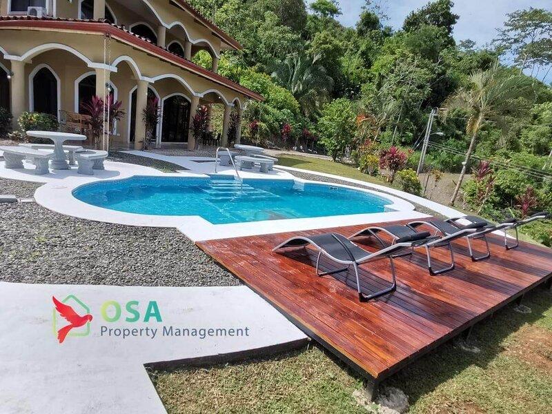 Casa Lapas, holiday rental in Sierpe