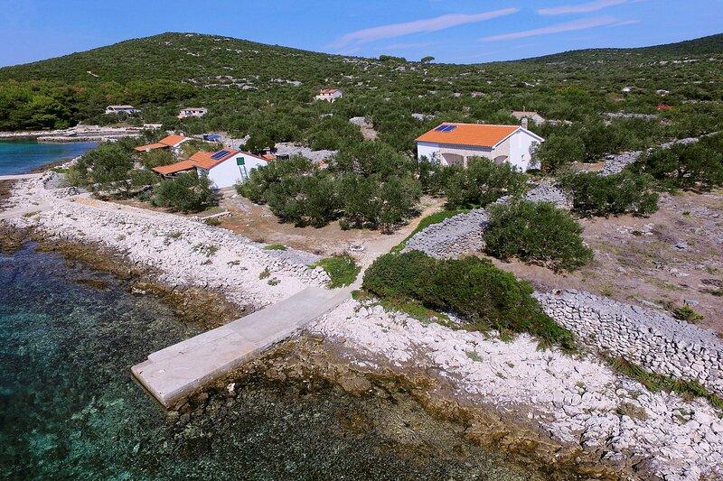 House Nicky, holiday rental in Kornat Island
