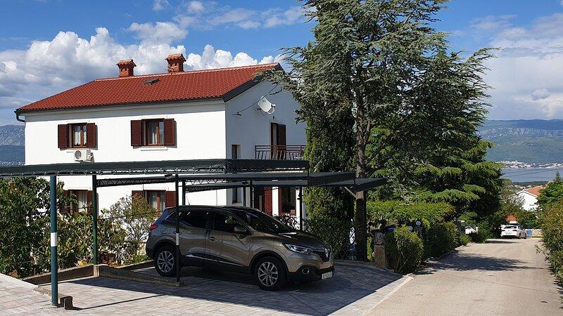 Apartments Frkovic, location de vacances à Polje