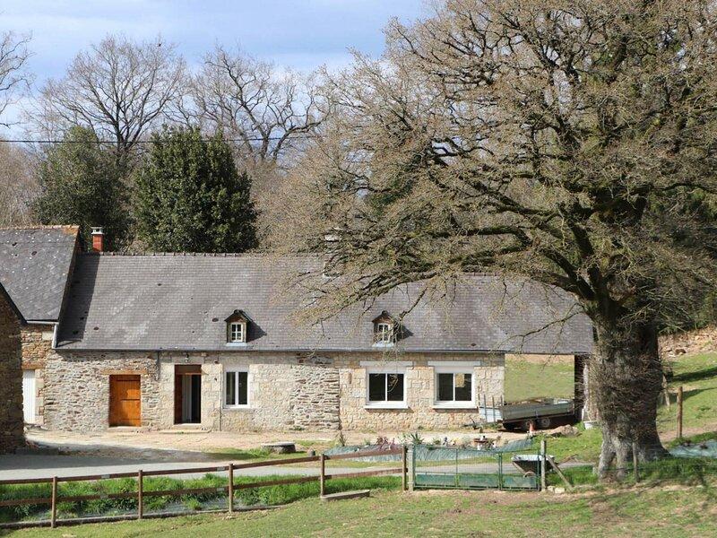 La Haute Boissière, vacation rental in Juvigny-sous-Andaine