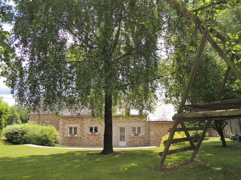 La Maison de Marie Lou, holiday rental in Chailloue