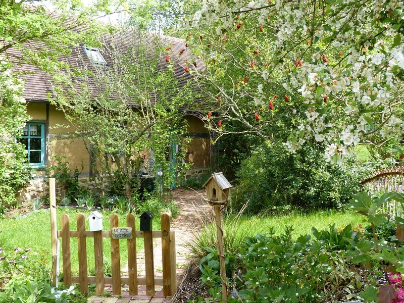 La Bergerie - Hortensia, holiday rental in Putanges-le-Lac