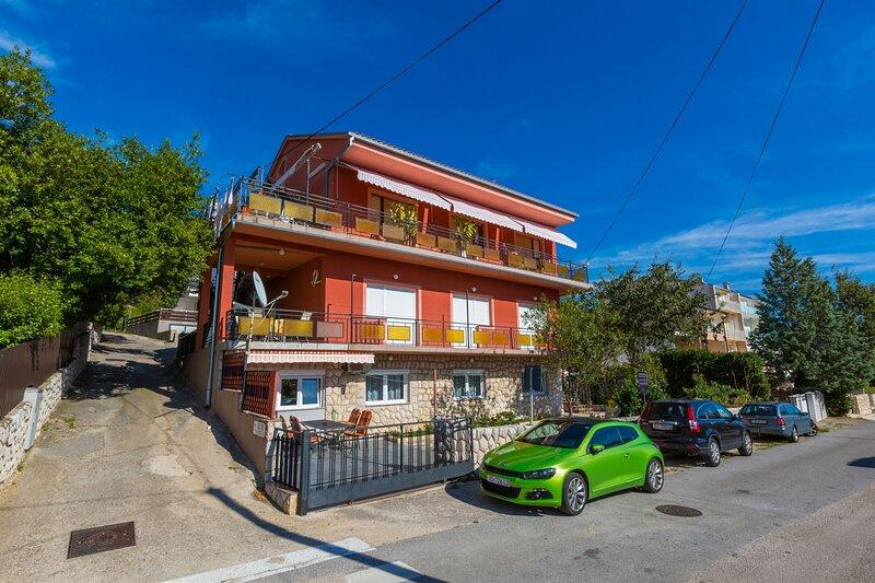Apartments Romana, casa vacanza a Dramalj