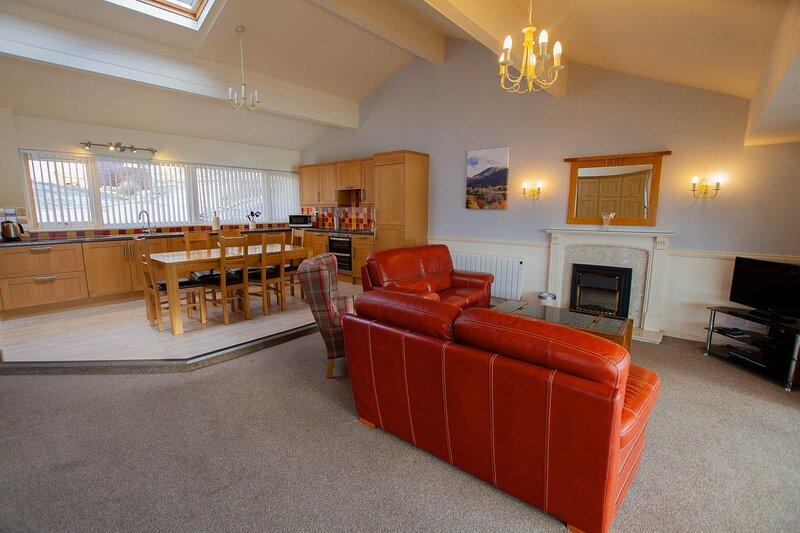 Loch Rannoch Highland Lodge (5), holiday rental in Kinloch Rannoch