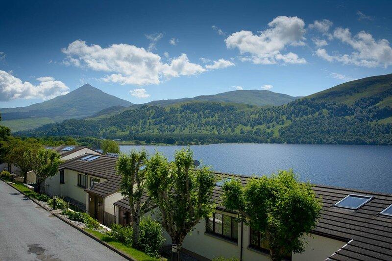 Loch Rannoch Highland Lodge (6), holiday rental in Kinloch Rannoch