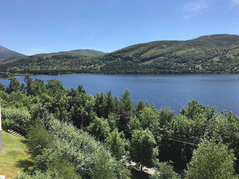 Loch Rannoch Red Deer Lodge (4), holiday rental in Kinloch Rannoch