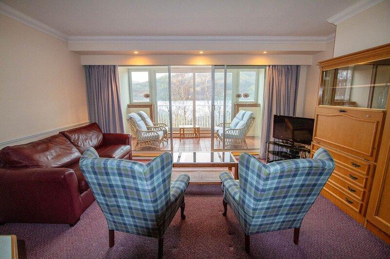 Loch Rannoch Studio Apartment (4), holiday rental in Kinloch Rannoch