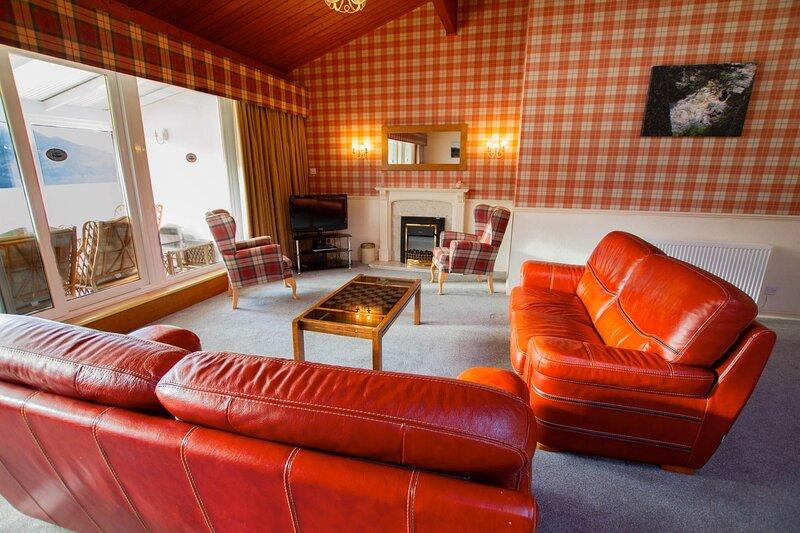 Loch Rannoch Highland Lodge (32), holiday rental in Kinloch Rannoch