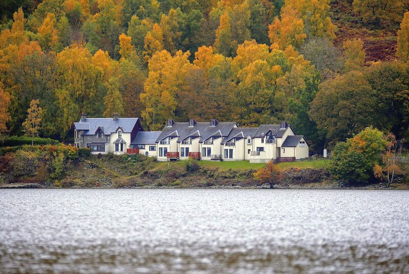 Loch Rannoch Lochside Lodge (1), holiday rental in Kinloch Rannoch