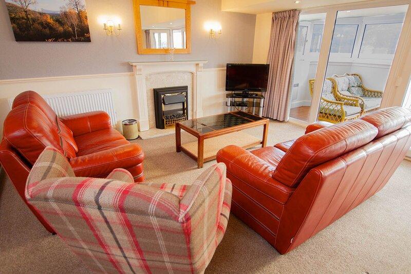 Loch Rannoch Highland Lodge (4), holiday rental in Kinloch Rannoch