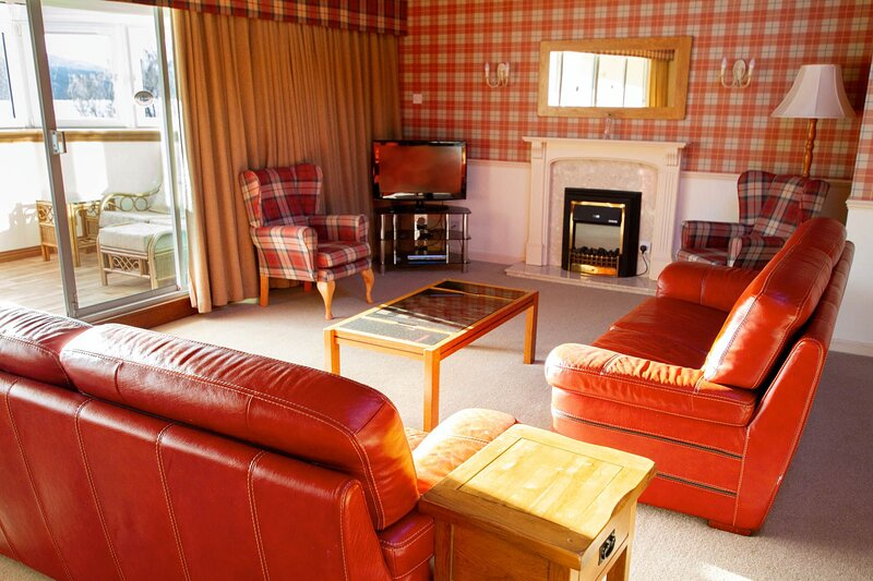 Loch Rannoch Highland Lodge (9), vacation rental in Kinloch Rannoch