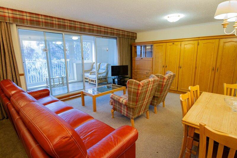 Loch Rannoch Red Squirrel Lodge (8), holiday rental in Kinloch Rannoch