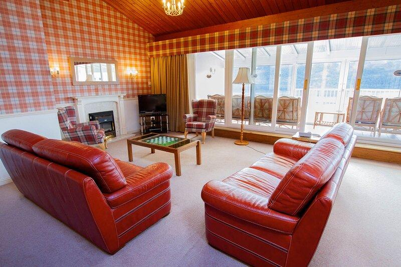 Loch Rannoch Highland Lodge (33), holiday rental in Kinloch Rannoch