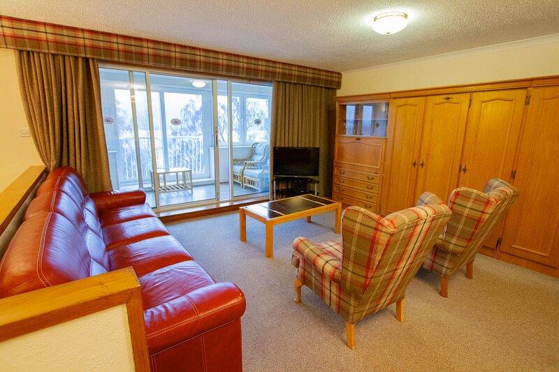 Loch Rannoch Red Squirrel Lodge (5), holiday rental in Kinloch Rannoch