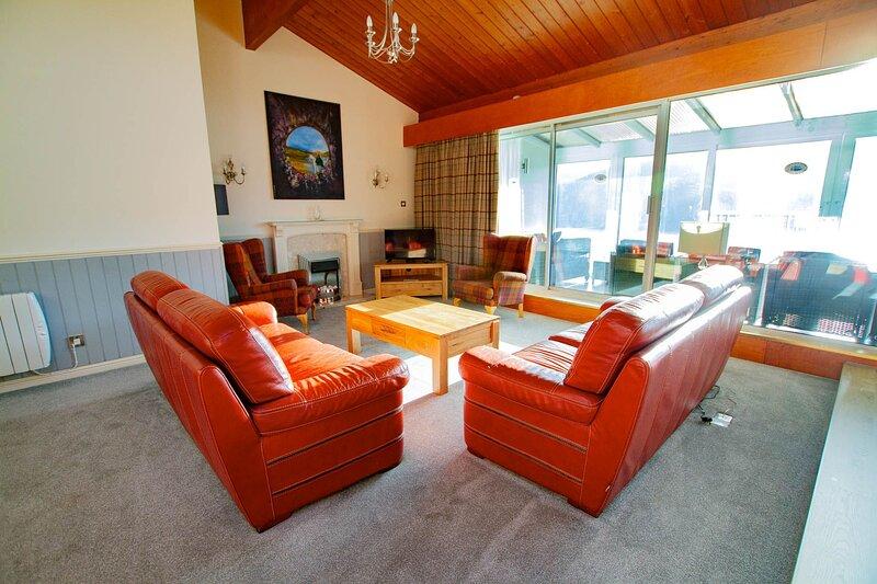 Loch Rannoch Highland Lodge (35), holiday rental in Kinloch Rannoch