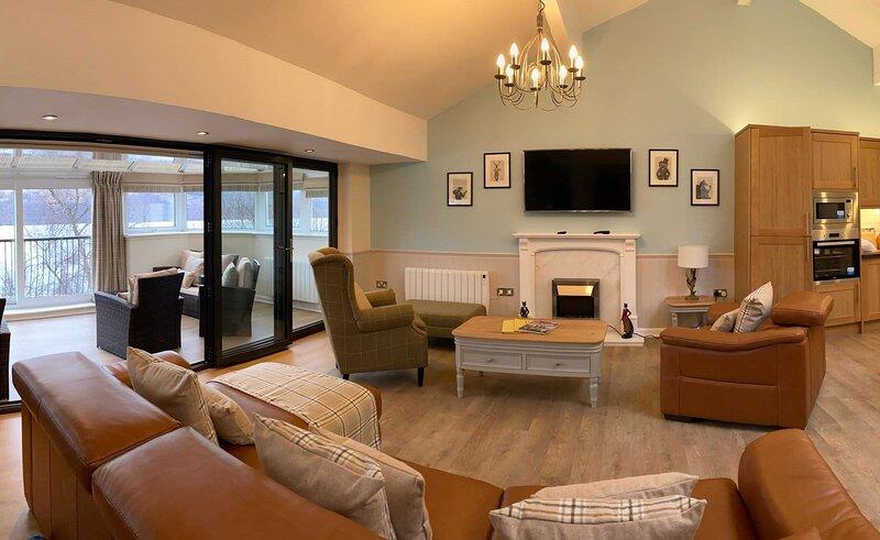 Loch Rannoch Highland Lodge (41), vacation rental in Kinloch Rannoch