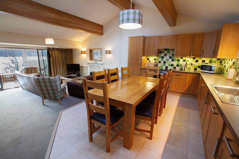 Loch Rannoch Eagle Lodge, vacation rental in Kinloch Rannoch