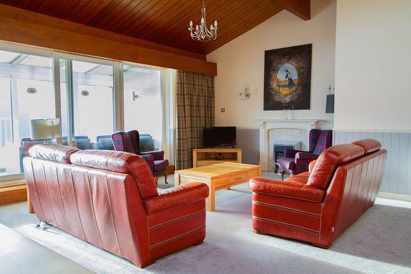 Loch Rannoch Highland Lodge (34), casa vacanza a Tummel Bridge