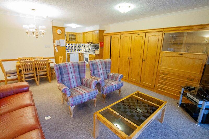 Loch Rannoch Red Squirrel Lodge (3), casa vacanza a Tummel Bridge