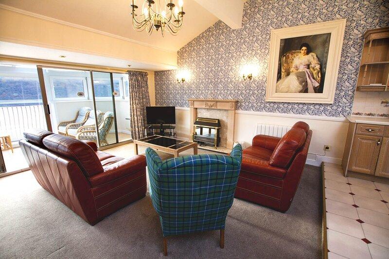 Loch Rannoch Highland Lodge (39), holiday rental in Kinloch Rannoch