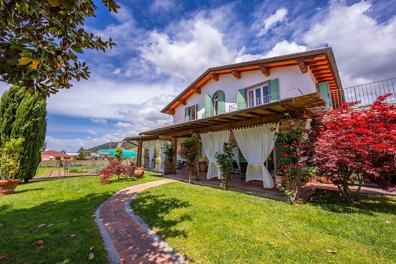 Villa Clara, holiday rental in Pietrasanta
