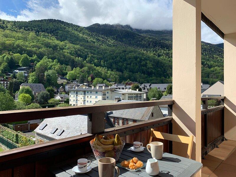 LES CIMES DE SAINT LARY appartement de 58 m2 ***, location de vacances à Saint-Lary Soulan