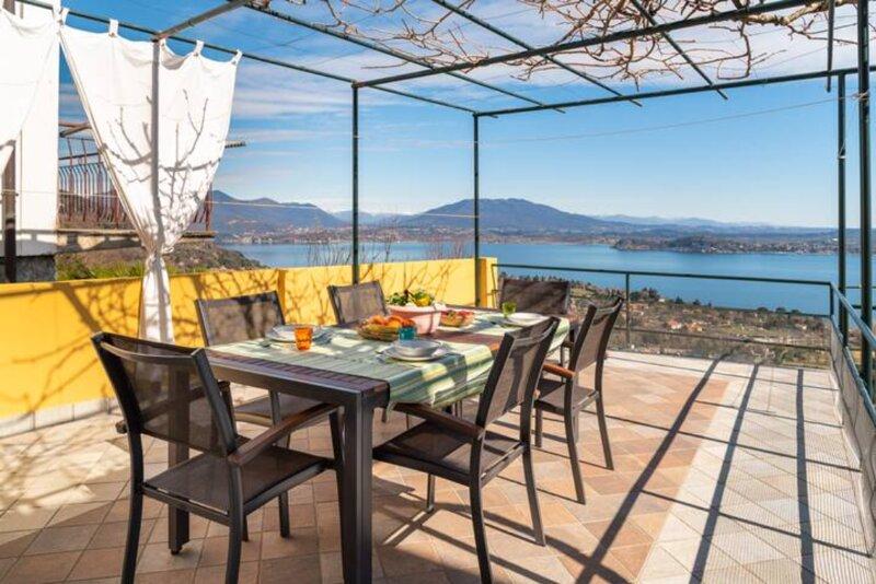 Casa Gianduia - Lago Maggiore - Piemonte, alquiler vacacional en Province of Novara