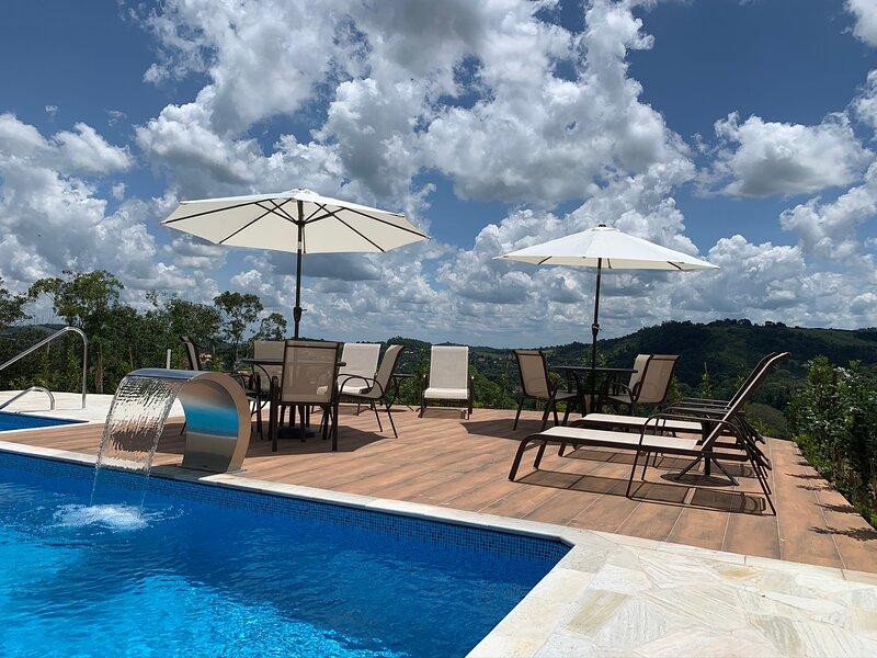 Varanda da Serra - Hospedagem e Gastronomia (3), holiday rental in Serra Negra