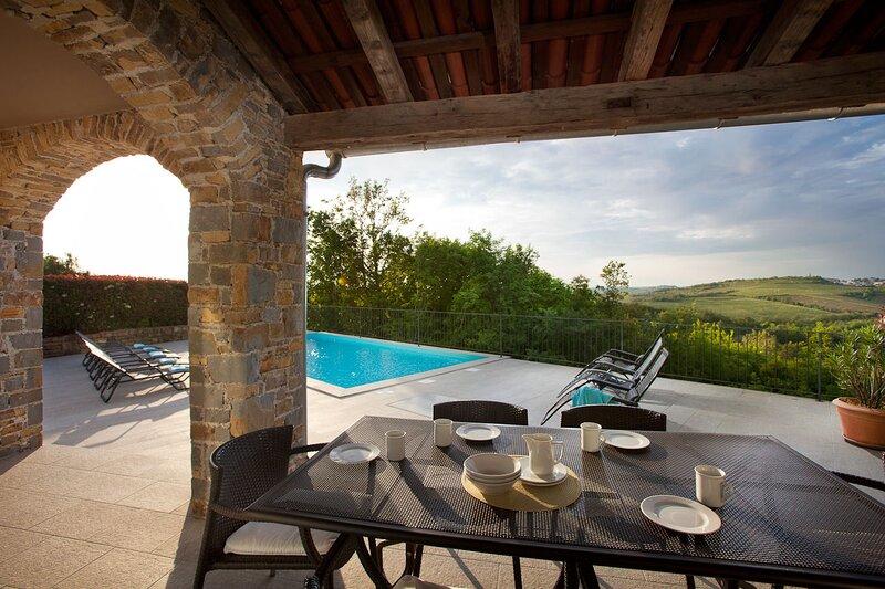 Villa DAYMOND, location de vacances à Verteneglio