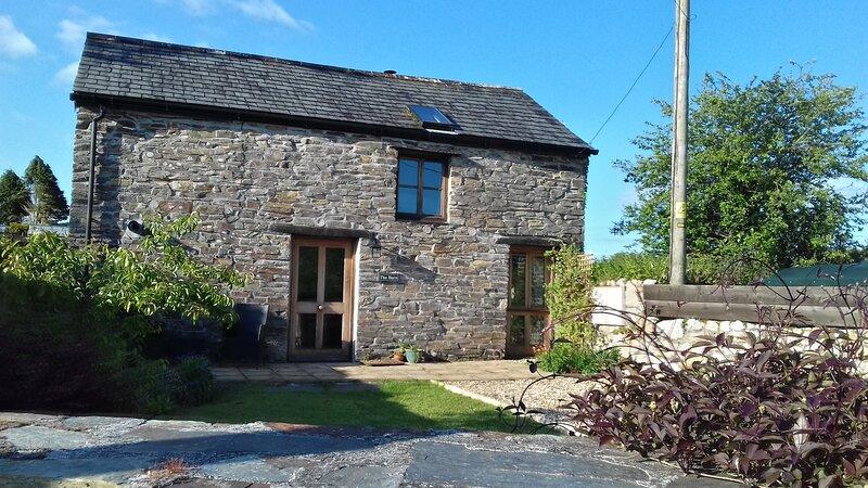 The Barn, Trelash, a romantic retreat in North Cornwall, alquiler de vacaciones en Boscastle