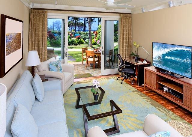 Villa 111 Turtle Bay Oceanfront Villa, holiday rental in Kawela Bay
