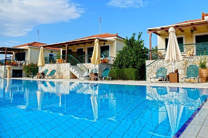Astros Poolside Home - Moments of Magic, alquiler de vacaciones en Agios Andreas