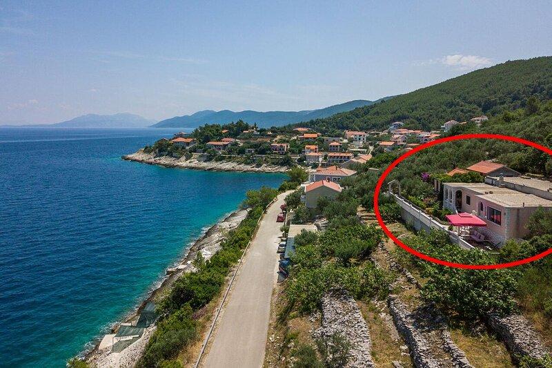 Three bedroom house Prigradica, Korčula (K-18788), aluguéis de temporada em Prigradica