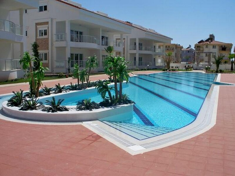 Mirage C1 - beautiful ground floor home in Side, holiday rental in Akyurt