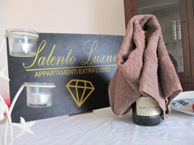 Appartamento Magliano Splendido, casa vacanza a Novoli