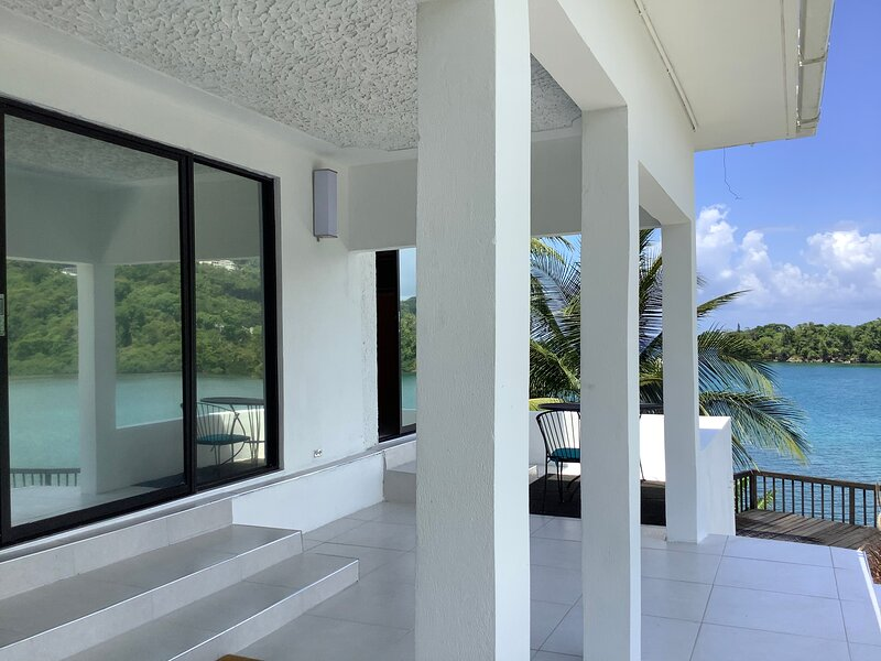 Ridge Bay Chateau 2 cottages available for booking:Green Pastures & Still Waters, vacation rental in Port Antonio