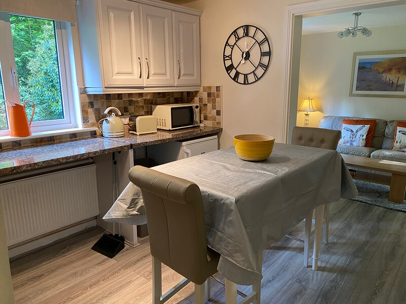 Captivating 1-Bed Apartment in Killarney, vacation rental in Coolnagarrahy