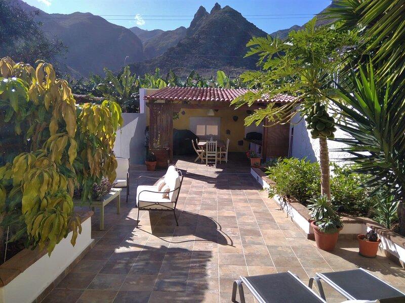 Casa el Olivo con barbacoa y terraza, holiday rental in El Palmar