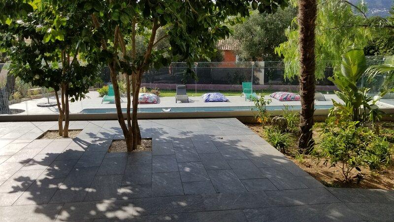 Superbe villa avec piscine privative chauffée, location de vacances à Vero
