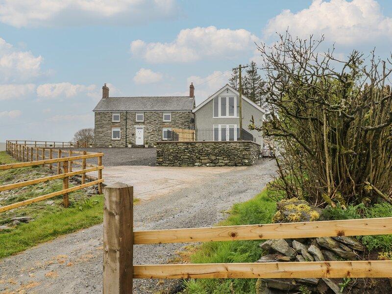 Hen Dy Bryn Mawndy, Corwen, location de vacances à Pentre-Llyn-Cymmer