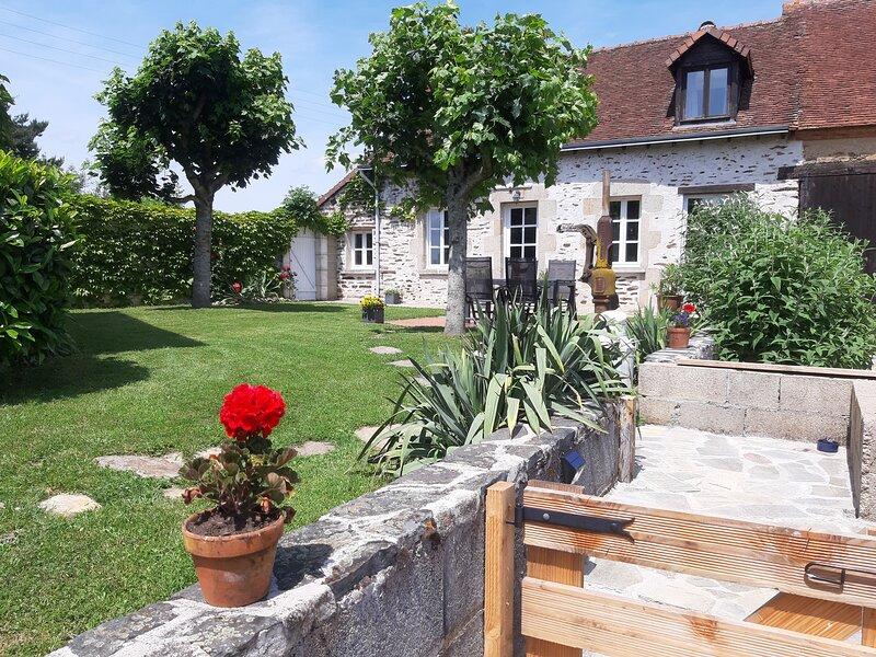 La Chaise Gonnot gîte, holiday rental in Saint-Sebastien