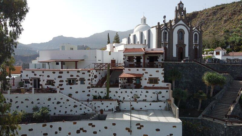 Holiday cottage Santa Lucía 2.   Special offer for summer¡¡¡, holiday rental in Fataga