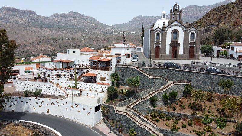Holiday Cottage Santa Lucía 1.  Special offer for summer¡¡¡¡, holiday rental in Fataga