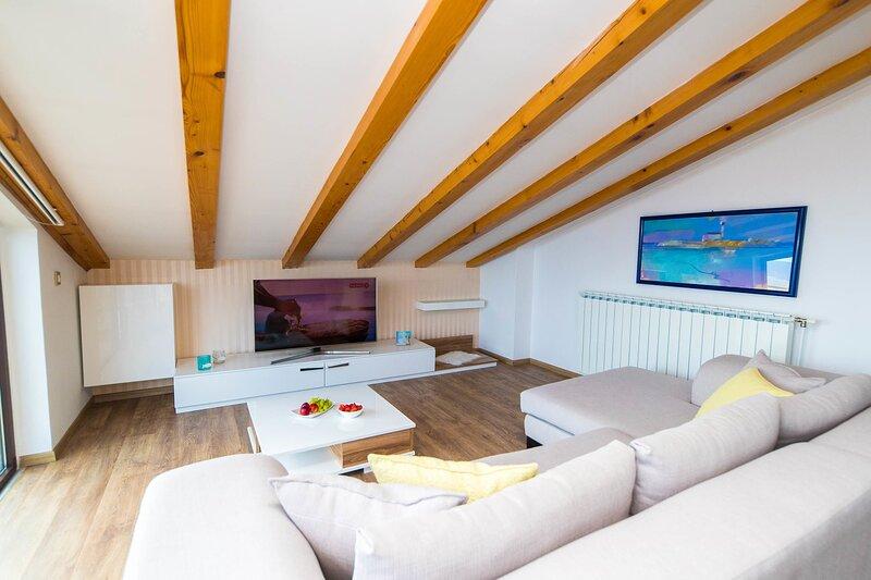 Apartment Marty Penthouse, casa vacanza a Donji Zagon