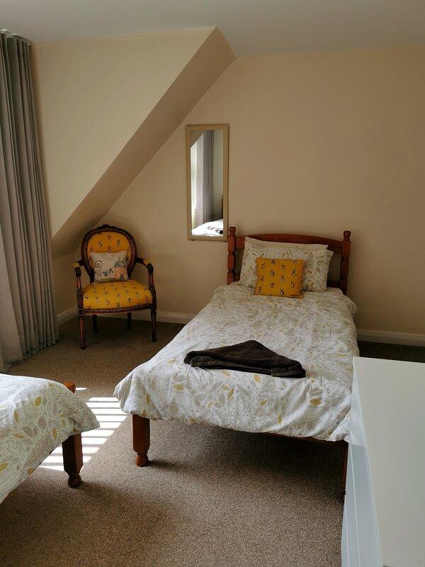 Bedroom two, sleeps two